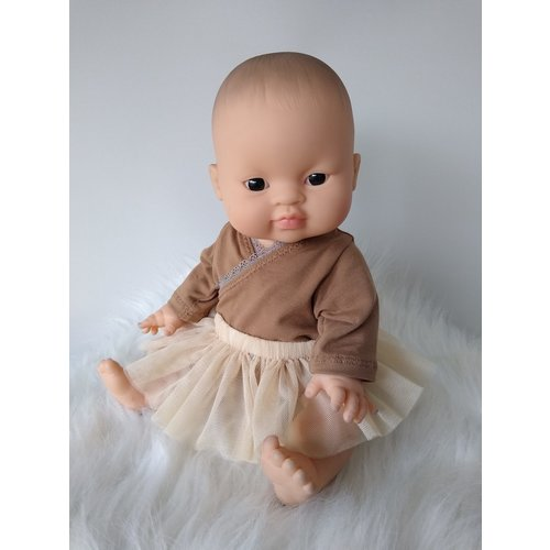 Kiaora - doll design Tutu zand