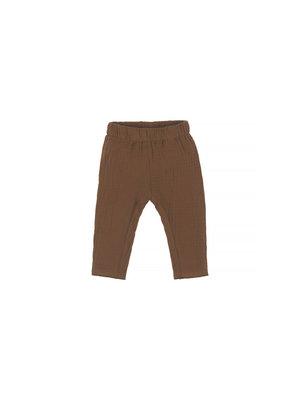 Nanami Mouselin pants brown