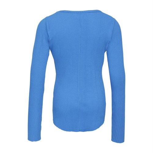 Molo Rochelle french blue longsleeve