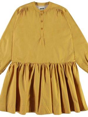 Molo Cinzia honey jurk