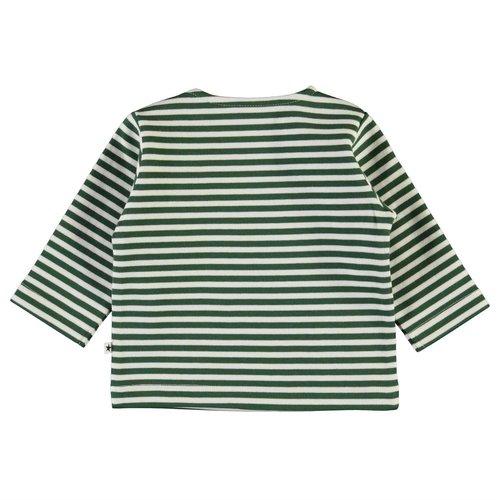 Molo Dosti green stripe longsleeve
