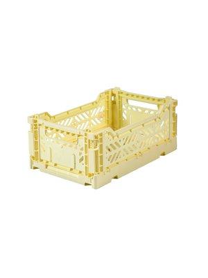 Folding Crate Mini creme