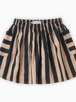 Sproet&Sprout Skirt painted stripe
