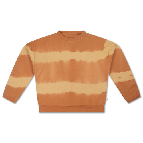 Repose AMS Crewneck sweater - fudge marble