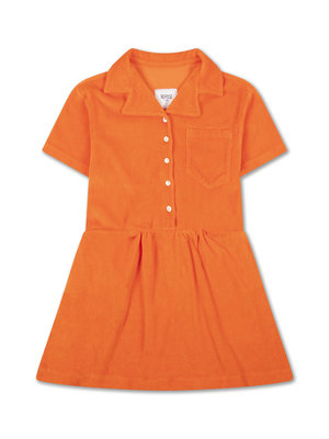 Repose AMS Boxy dress washed firy red