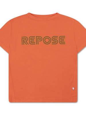 Repose AMS Tee washed firy red