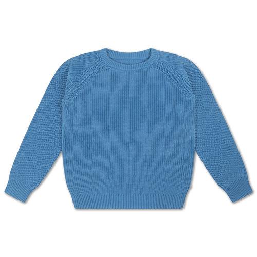 Repose AMS Knit sweater bold blue
