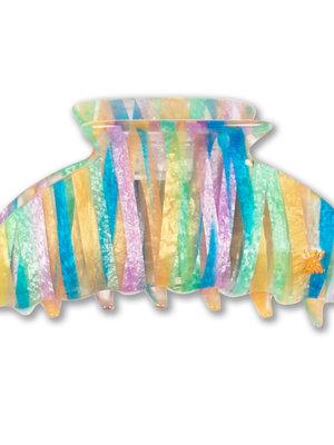 Repose AMS Hair clamp big rainbow