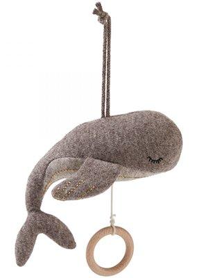 Konges slojd Music whale