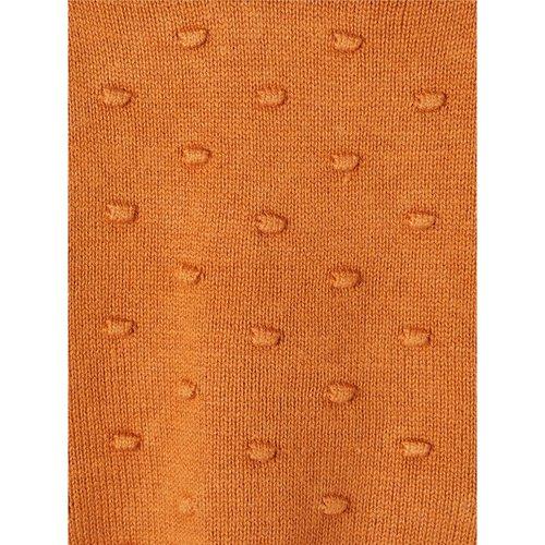 Lil' Atelier Knit sweater glazed ginger