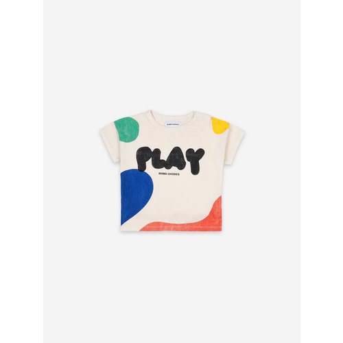 Bobo choses Play Landscape Short Sleeve T-shirt 121AB002