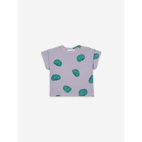 Bobo choses Tomatoes All Over Short Sleeve T-shirt 121AB005