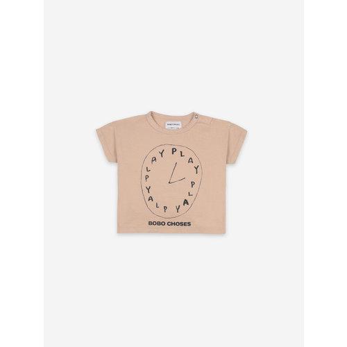 Bobo choses Playtime Short Sleeve T-shirt 121AB007