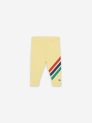 Bobo choses Crosswise Stripes Leggings 121AB059