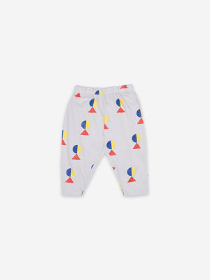 Bobo choses Geometric All Over Jersey Trousers 121AB060