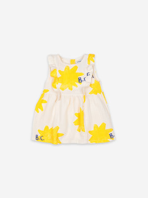 Bobo choses Sparkle All Over Ruffle Dress 121AB071