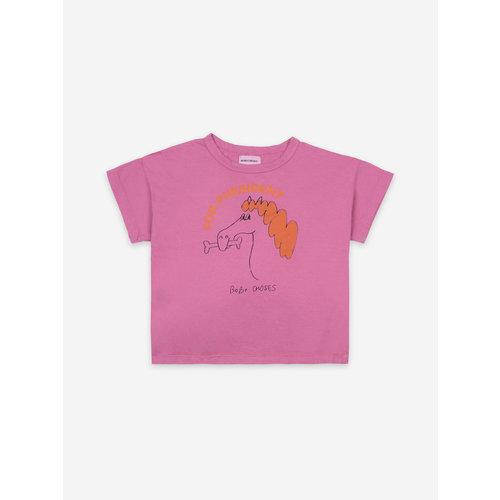 Bobo choses Fetching Horse Short Sleeve T-Shirt 121AC006