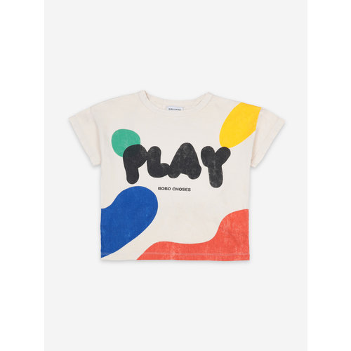 Bobo choses Play Landscape Short Sleeve T-Shirt 121AC008