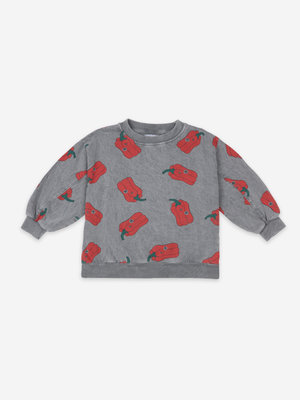 Bobo choses Vote for Pepper All Over Sweatshirt 121AC034
