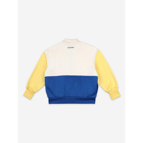 Bobo choses Bird Says Yes Zipped Sweatshirt 121AC043