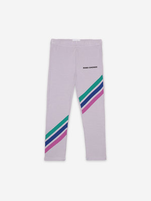 Bobo choses Crosswise Stripes Leggings 121AC050