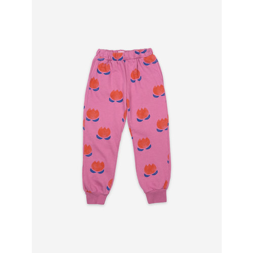 Bobo choses Chocolate Flowers All Over Jogging Pants 121AC053