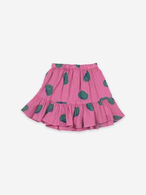 Bobo choses Tomatoes All Over Ruffle Mini Skirt 121AC086