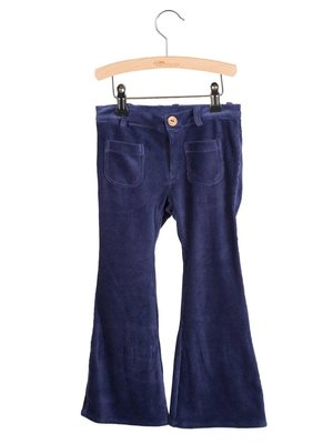Little Hedonist Bay flared pants  night blue