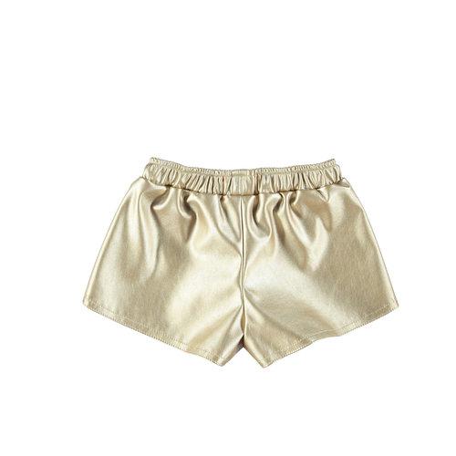 piupiuchick Short shorts   golden
