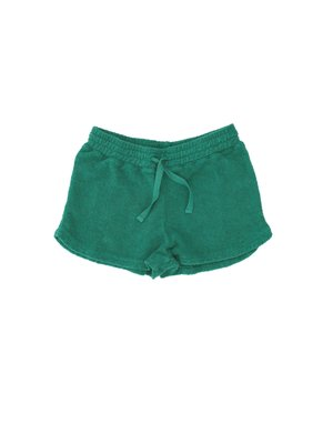 Long live the queen Short terry green 924