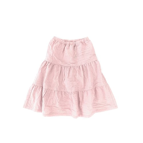 Long live the queen Lolita skirt 949 pink stripe