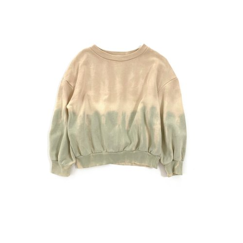 Long live the queen Sweater pastel tie and die
