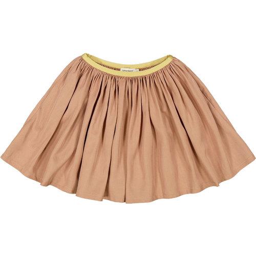MarMAr CPH Sus skirt lyocell Rose brown