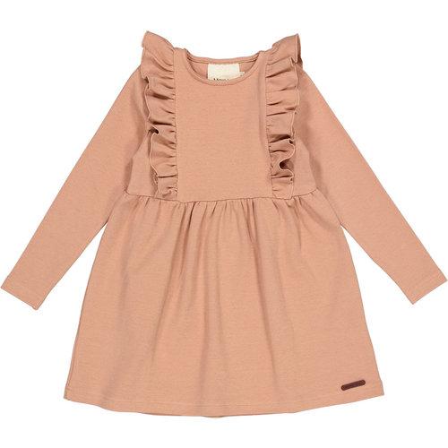 MarMAr CPH Dikte rose brown dress