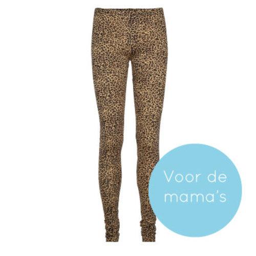 MarMAr CPH Leopard legging MAMA