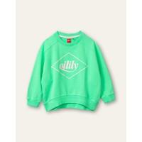 Hogo sweater flash green