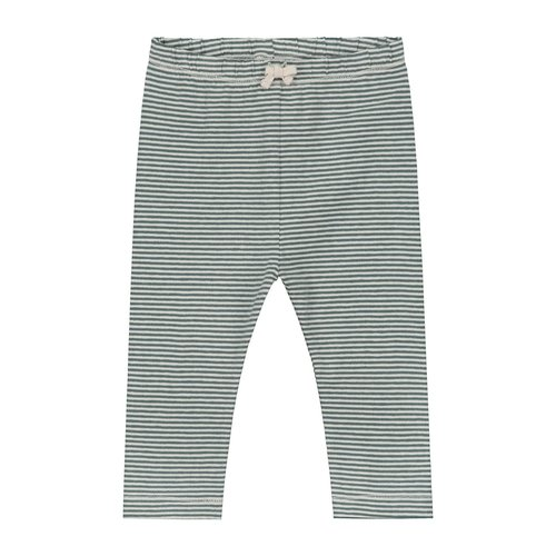 Gray label Baby leggings nearly black/cream