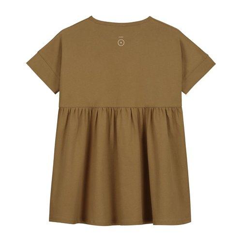 Gray label Loose fit dress peanut