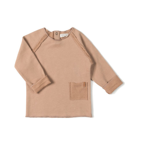 Nixnut Raw Shirt Nude