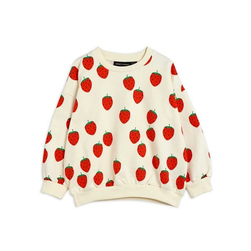 Mini rodini Strawberry aop sweatshirt
