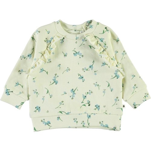 Molo Dayna forget me not sweater