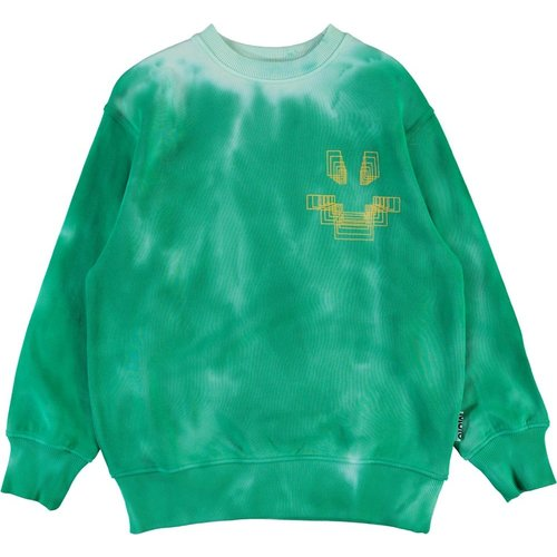 Molo Mattis royal green sweater