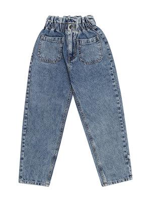 CarlijnQ Denim high waist pants