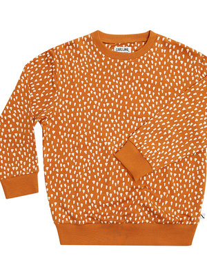 CarlijnQ Golden sparkles sweater