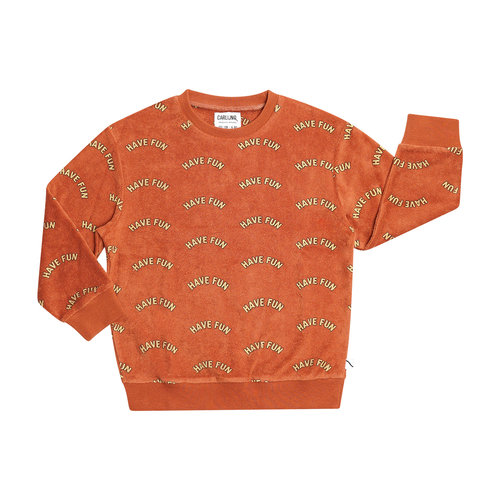 CarlijnQ Have fun sweater