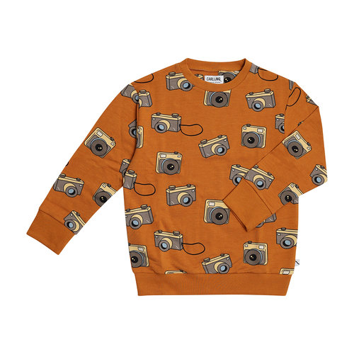 CarlijnQ Photo camera sweaters