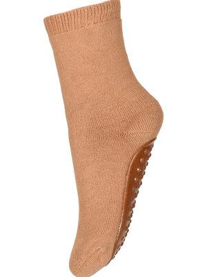 MP Denmark Cotton socks with anti-slip 4155 apple cinnamon