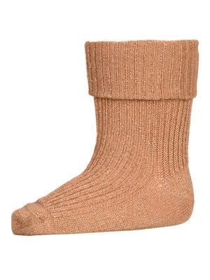 MP Denmark Ida glitter socks Apple Cinnamon 4155
