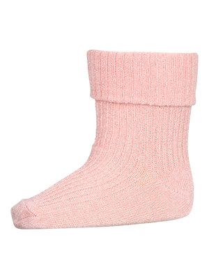 MP Denmark Ida glitter socks Guava 4272