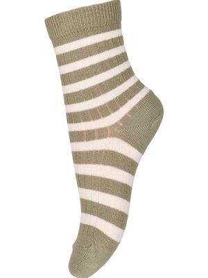 MP Denmark Eli socks Safari Green  77194 3009